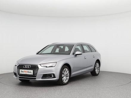 Audi A4 Avant 2.0 TDI Design