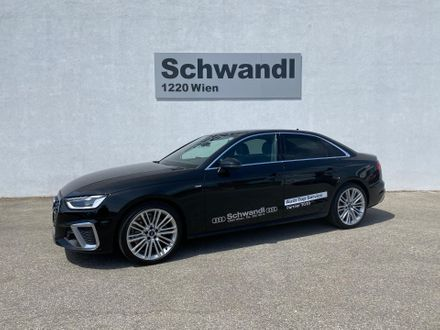 Audi A4 Limousine 30 TDI S line
