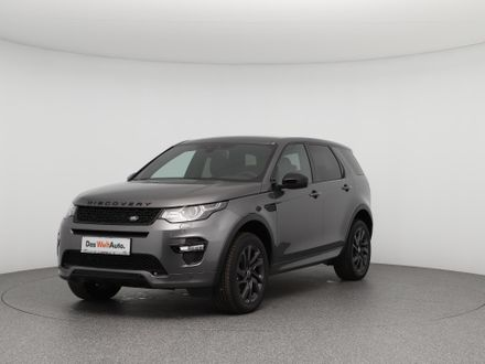 Land Rover Discovery Sport 2,0 TD4 180 4WD SE Aut.