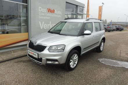 ŠKODA Yeti Outdoor 4x4 Ambition TDI
