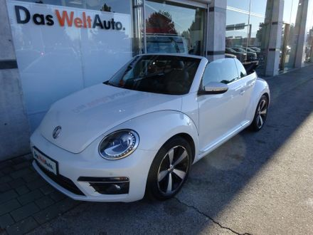 VW The Beetle Cabriolet Sport TDI DSG