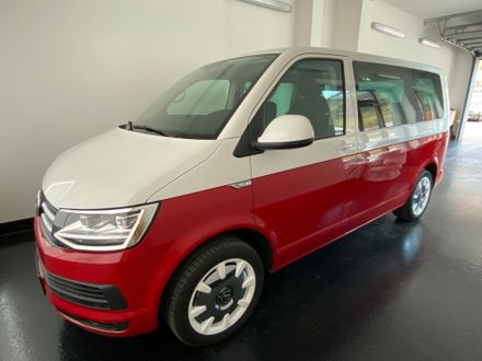 VW Multivan Comfortline TDI 4MOTION