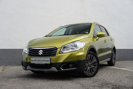 Suzuki SX4 S-Cross 1,6 Allgrip CVT flash