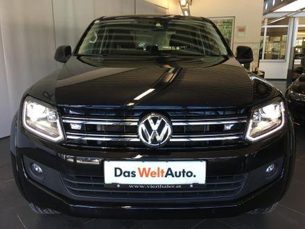 VW Amarok Austria BMT TDI 4x4 permanent