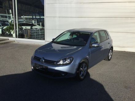 VW Golf Sky TDI 4MOTION