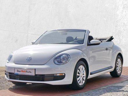 VW The Beetle Cabriolet TSI