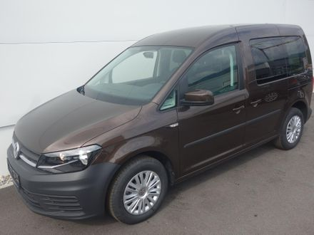 VW Caddy Trendline TDI BlueMotion