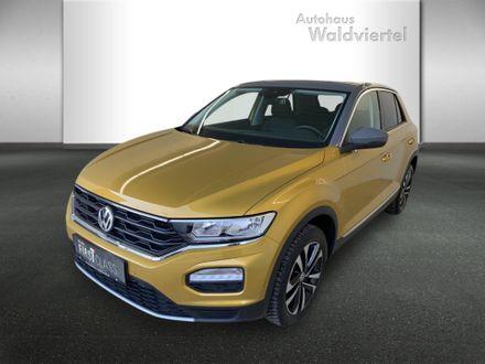 VW T-Roc Design TDI 4MOTION DSG