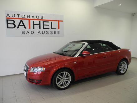 Audi A4 Cabriolet 3.0 TDI V6 qu. D-PF