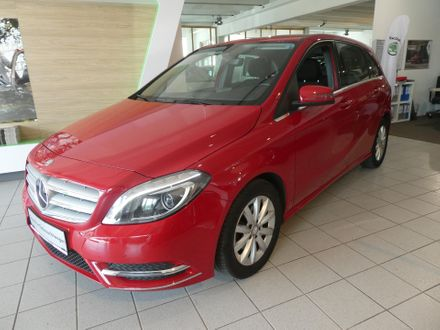 Mercedes B 200 CDI BlueEfficiency A-Edition Plus DPF Aut.