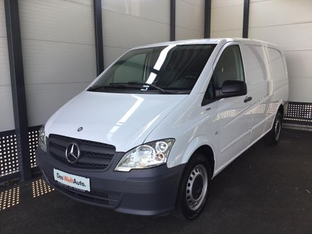 Mercedes Vito 110 CDI BlueEfficiency lang