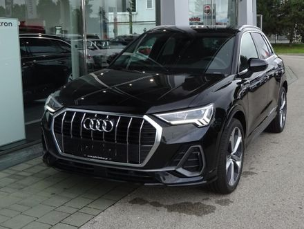Audi Q3 40 TDI quattro S line exterieur