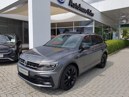 VW Tiguan Highline TSI OPF 4MOTION DSG