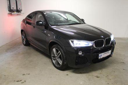 BMW X4 xDrive 20d Österreich-Paket Aut.
