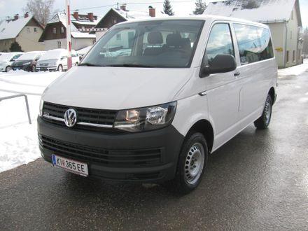 VW Kombi TDI 4MOTION