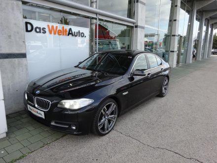 BMW 518d Österreich-Paket