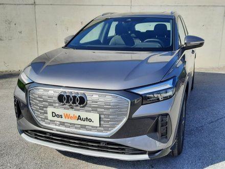 Audi Q4 35 e-tron 125 kW