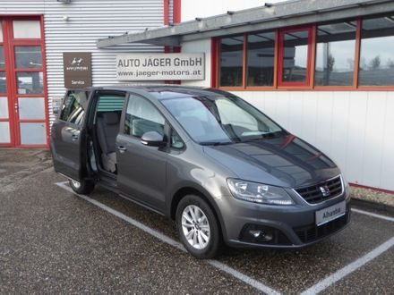SEAT Alhambra Business TDI DSG