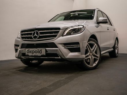 Mercedes ML 350 BlueTEC 4MATIC A-Edition Aut.