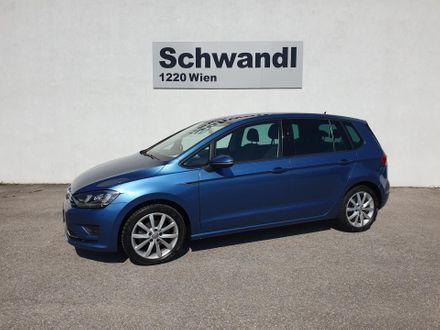 VW Golf Sportsvan Lounge BMT TSI
