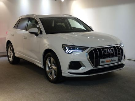 Audi Q3 35 TDI quattro advanced exterieur