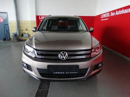 VW Tiguan Karat TDI BMT