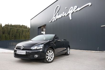 VW Golf Cabriolet Sky BMT TSI