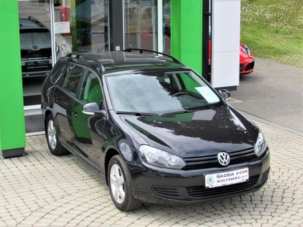 VW Golf Variant Trendline 4MOTION TDI