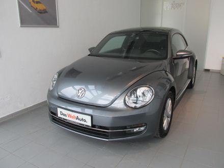 VW The Beetle Design TDI DSG