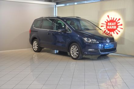 VW Sharan Highline BMT TDI