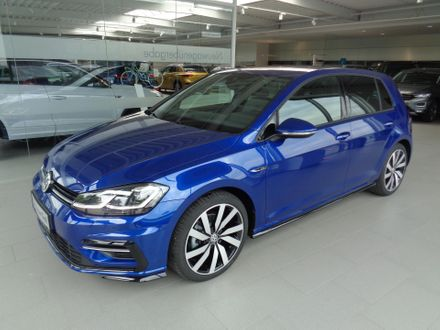 VW Golf Highline TDI SCR DSG