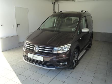 VW Caddy Alltrack TDI 4MOTION