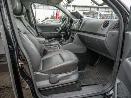 VW Amarok Double Cab Trendline