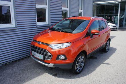 Ford EcoSport 1,5 Ti-VCT Titanium Start/Stop Aut.
