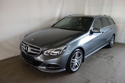 Mercedes E 220 T BlueTEC 4MATIC Avantgarde A-Edition Aut.