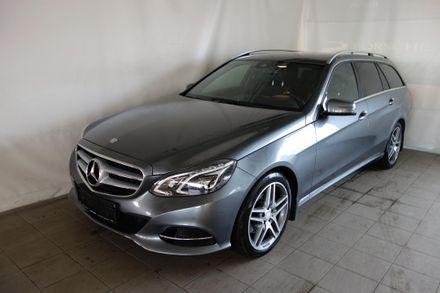 Mercedes E 220 T BlueTEC 4MATIC Avantgarde A-Edition Aut.