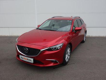"Mazda 6 Sport Combi CD175 Revolution Top AWD""Leder weiss""Aut"