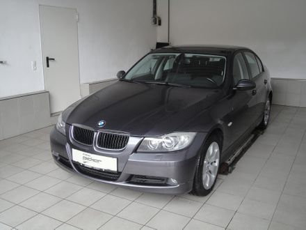 BMW 320d Fleet Österreich-Paket