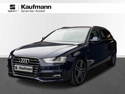 Audi A4 Avant 2.0 TDI quattro intense