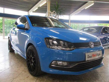 VW Polo Comfortline BMT TSI