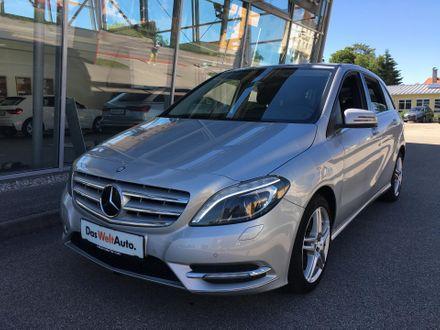 Mercedes B 180 CDI A-Edition Aut.