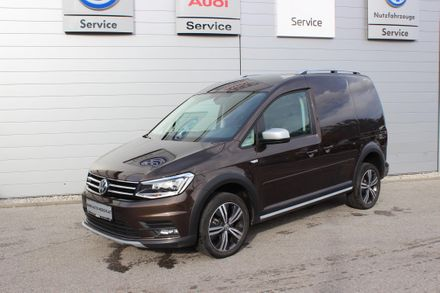 VW Caddy Kastenwagen Alltrack TDI 4MOTION