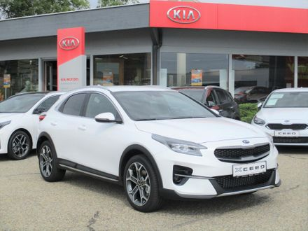 KIA Xceed 1,4 TGDI GPF First Yellow