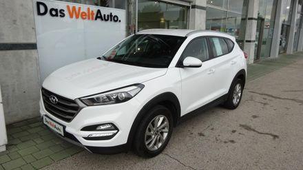 Hyundai Tucson 2,0 CRDI 4WD Premium Aut.
