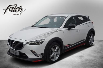 Mazda CX-3 CD105 AWD Revolution