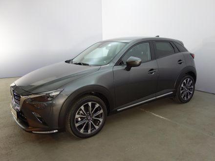 Mazda CX-3 G150 AWD Revolution Aut.