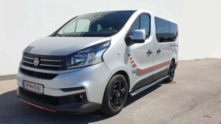 Fiat Talento L1H1 3,0t 1,6 EcoJet Twin-Turbo 125 Basis