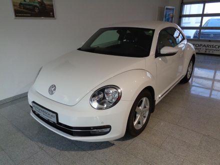 VW The Beetle Design TDI