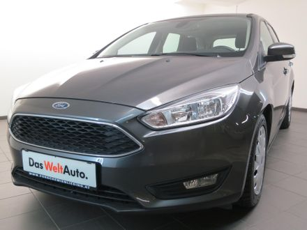 Ford Focus Traveller 1,5 TDCi ECOnetic Trend