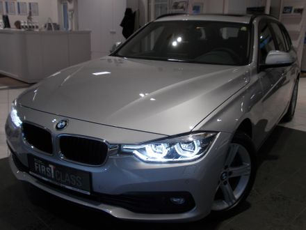 BMW 320i xDrive Touring Advantage Aut.